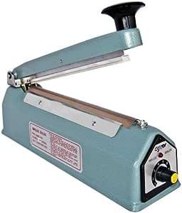 "8"" (200mm) Impulse Manual Bag Sealer Heat Seal Closer + Free KIT"