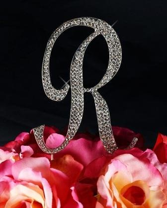 unik-occasions-sparkling-collection-crystal-rhinestone-monogram-cake-topper-letter-r-large-silver