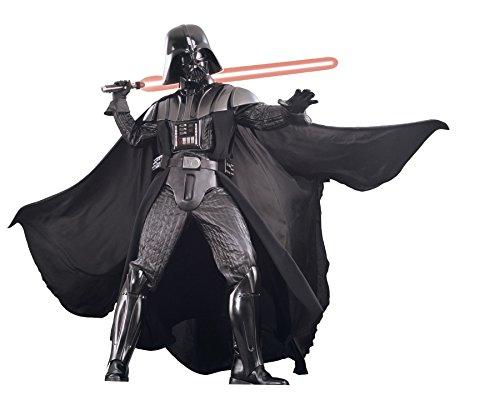 [Supreme Edition Darth Vader Costume - X-Large - Chest Size 50] (Supreme Edition Darth Vader Adult Costumes)