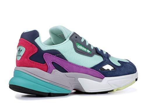 W Scarpe Falcon maruni Multicolore 0 mencla Adidas Donna mencla Da Fitness 5xEqdw11P