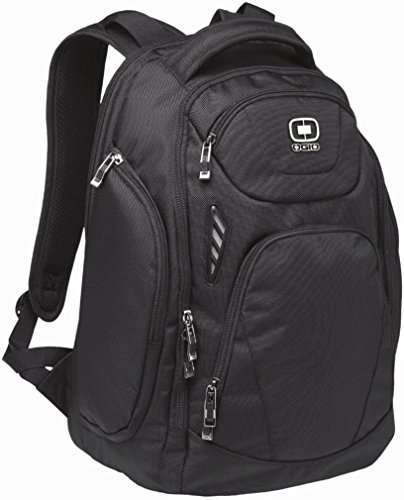 OGIO 411065 Mercury 17'' Computer Laptop Backpack, Black by OGIO