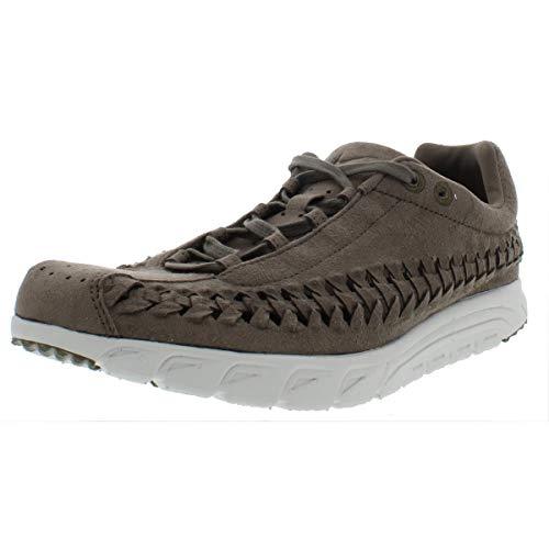 Nike Men's Mayfly Woven Medium Olive/Light Bone-Black 833132-200 Shoe 10 M US Men