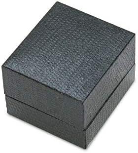 Compack Boston Estuche joyeria, Negro, 47x52x40mm, 6: Amazon.es: Hogar