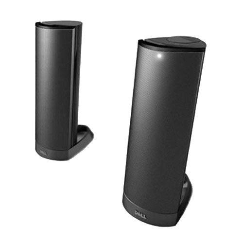 (Dell AX210 Black USB Stereo Speaker System )
