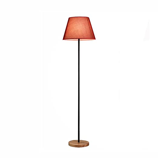 Lámpara de pie Forwin de fácil uso europeo, para salón, de ...