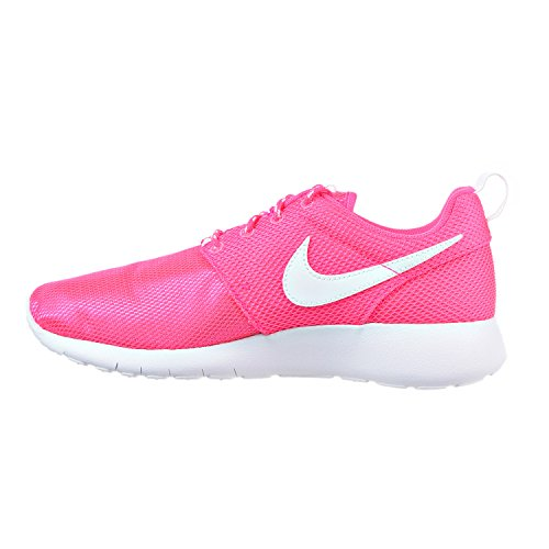 purchase cheap 26801 f320e ... Pink Ginnastica Unisex Scarpe One Da gs Roshe Bambino Hyper Nike - white  ...