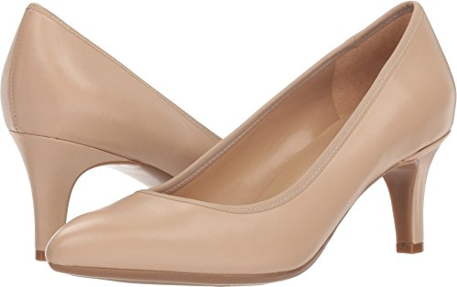 Naturalizer Women's Oden Taupe Leather 7 M US