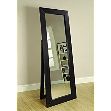 Coaster 900453 Transitional Mirror, Cappuccino