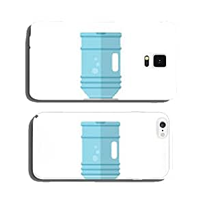 Flat icon for water cooler cell phone cover case Samsung S5