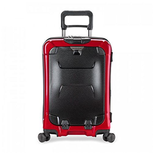 (Briggs & Riley Torq International Carry-On Spinner Carry On Ruby One Size)