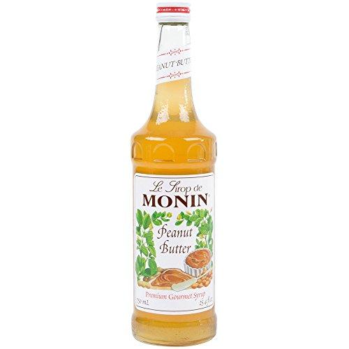 MONIN Peanut Butter Syrup 750ml by Monin