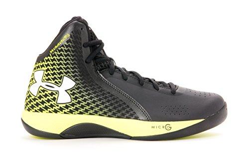 Under Armour - Zapatillas de baloncesto para hombre negro 46