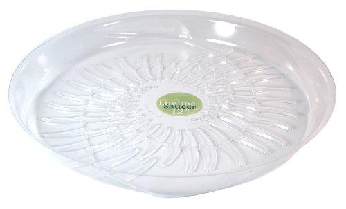 plastec-ll12-lite-line-planter-saucer-12-inch