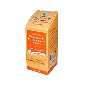 At Last Naturals Meno-Herbs with Protykin Tablets, 90 Count