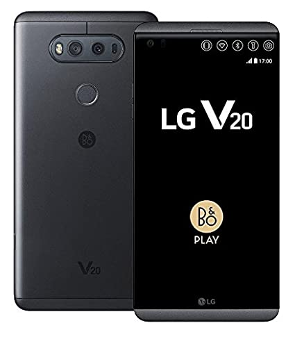 LG V20 H918 64GB Titan - T-Mobile (Renewed)