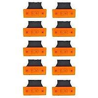 10luces de gálibo laterales con 6 luces led