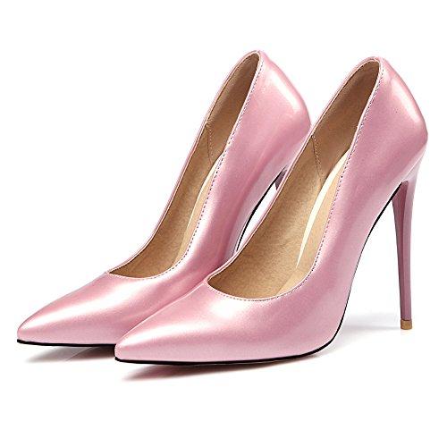 Schuhe Stiletto Damen Schuhe Mund Flache Heels High QIN amp;X vHExwR