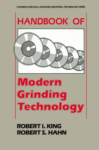 Handbook of Modern Grinding Technology (Chapman and Hall Advanced Industrial Technology Series)