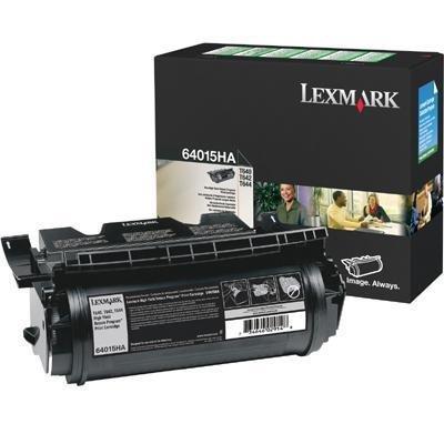 - LEXMARK 64015HA / T64x Hi Yld Return Print Cartr