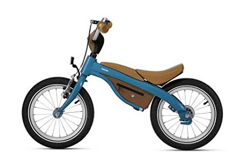 BMW Kids Bike - turquoise/caramel by BMW