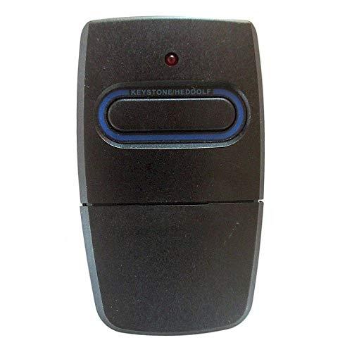 Heddolf Keystone G220-1KB Genie 9 Or 12 Code Switch Compaible Remote Control - Compatible with: Keystone Heddolf G220 ()