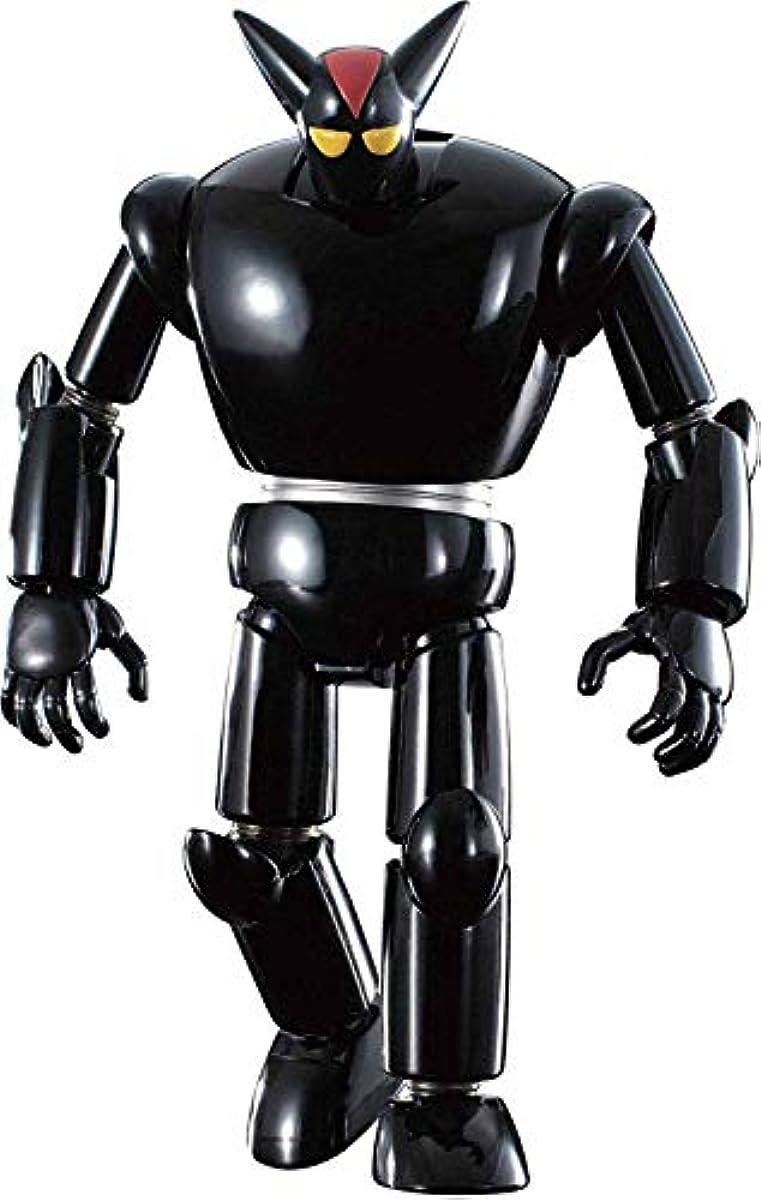 [해외] 초합성피혁금 혼 GX-29R 철인28호 블랙 옥스 약170MM 다이캐스트&ABS&PVC제 도색완성품 가동 피규어