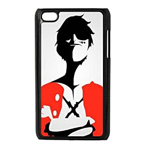 One Piece Luffy Artwork iPod Touch 4 Case Black Delicate gift AVS_639938