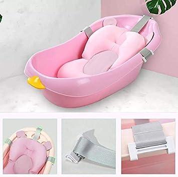 Amazon.com: Asiento para bañera de bebé para bañarse sentado ...