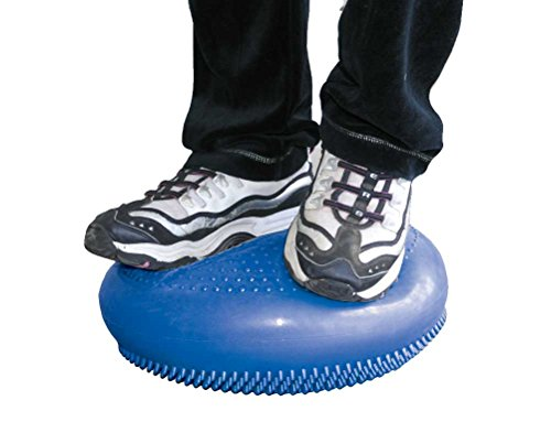 Wobble Disc for Balance & Core Training by Great Lakes Sports