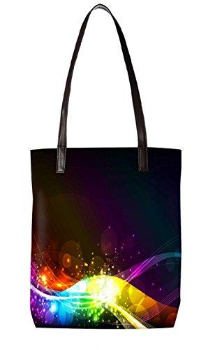 Snoogg Strandtasche, mehrfarbig (mehrfarbig) - LTR-BL-3804-ToteBag