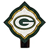 The Memory Company NFL Green Bay Packers Vintage Art Glass Nightlight