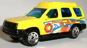 Matchbox Nissan Xterra 1 69 Scale Diecast Model Car 2000 Amazon