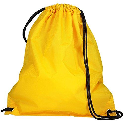 Augusta Sportswear Cinch Bag OS Gold