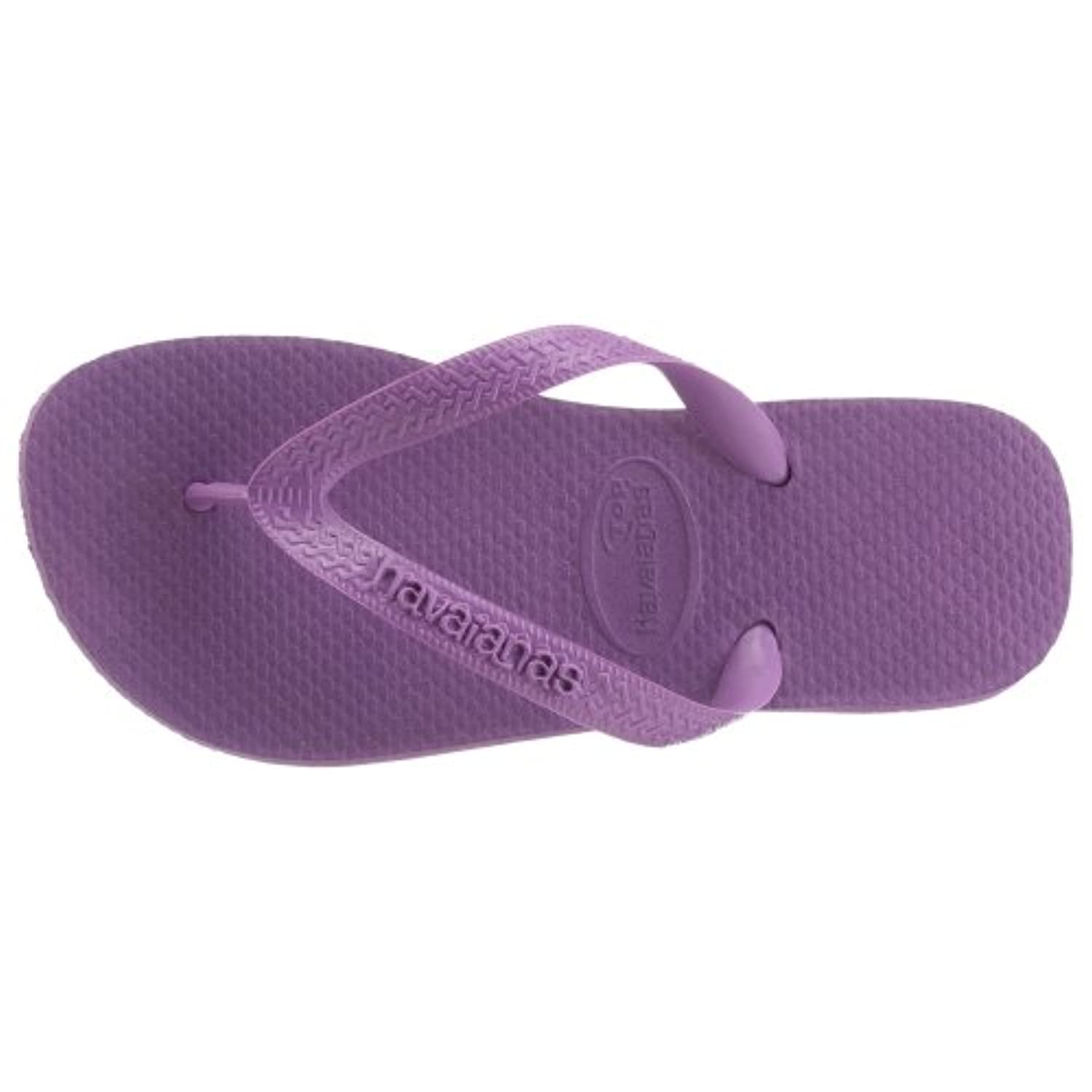 Havaianas Top, Unisex Adults' Flip Flop Sandals, Purple-  5 UK (39/40 EU) (37/38 BR)