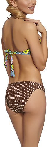Modello Feba L3nd1 Set Per 03zd Up Donna Bikini Push xfwrn0qf7