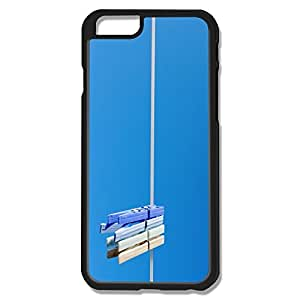 Cute Colour Sky Hard Case Cover For IPhone 6 by lolosakes