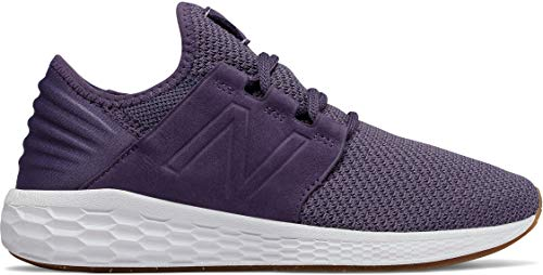 New Balance Women's Cruz V2 Fresh Foam Running Shoe, Wild Indigo, 6.5 B US - Indigo Shoes Com