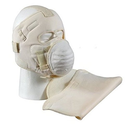 G.I. GI Military Snow Artic ECWCS Windproof Extreme Cold Weather White Winter Face Mask (The North Face Winter Face Mask)