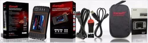 iCarsoft New Version TYTII for Toyota