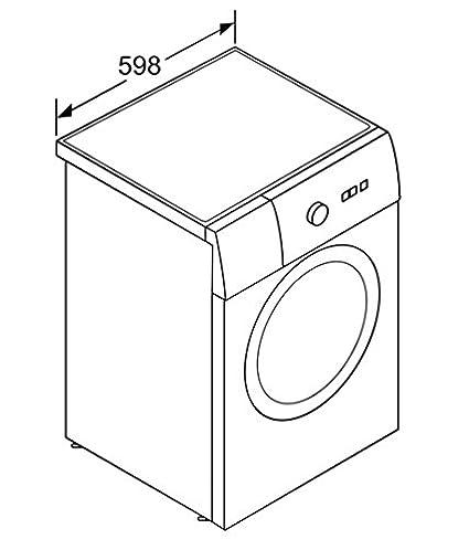 Siemens WM12T468ES Independiente Carga frontal 8kg 1200RPM A+++ ...