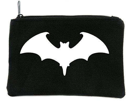 Vampire Bat Cosmetic Makeup Bag Dracula Halloween Alternative Accessories -