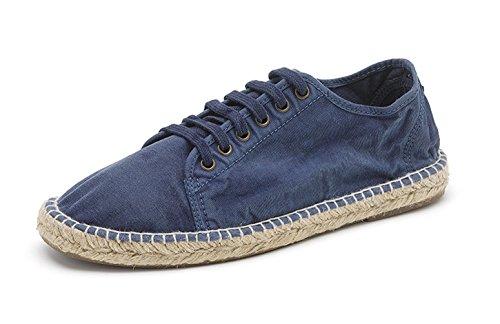per Sneakers Tela Uomo Lacci Vegan Modello con Vari Classico 614 in Disponibile Scarpe in Eco Colori 321E World Stile Natural w8WFqtXt