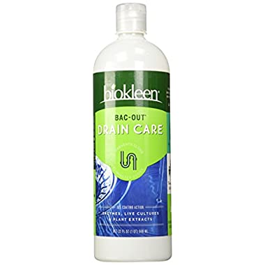 Biokleen Bac-Out Drain Care Gel, 32 Ounces