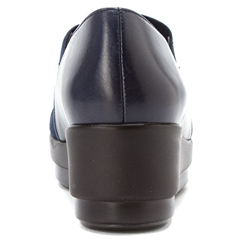 Kanna Womens KI5835 Loafers Shoes Navy rm637dG8