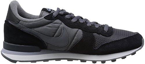 Dark Black Low cool Grey Femme Wmns Internationalist Nike Grey Grey top Sneaker wolf f0BxnwY