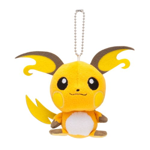 "Pokemon Center Japan 4"" Petit Raichu Plush"