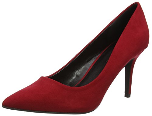 New Look WoMen Symbolic Closed Toe Heels Red (Bright Red)
