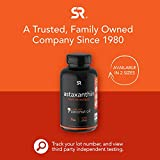 Astaxanthin (6mg) with Organic Coconut Oil for