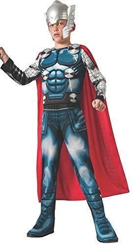 Marvel Universe Avengers Assemble Thor Deluxe Costume, Medium ()