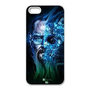 C-EUR Diy Breaking bad Hard Back Case for Iphone 5 5g 5s